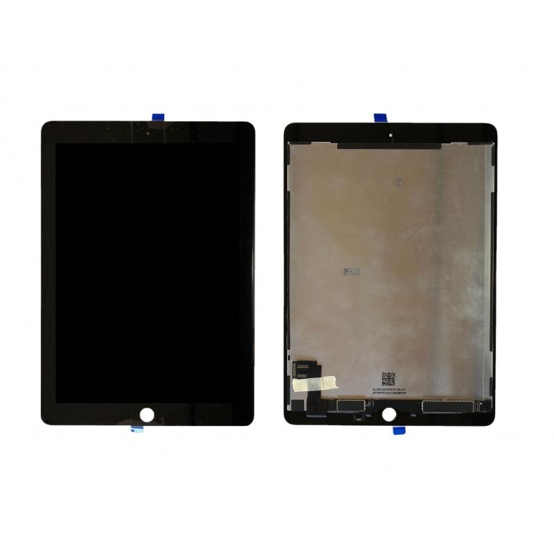 LCD + dotyk Assembly černý pro Apple iPad 6 (Air 2)
