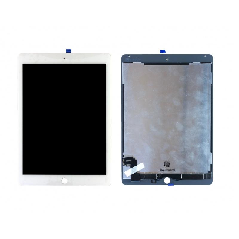 LCD + dotyk Assembly bílá pro Apple iPad 6 (Air 2)