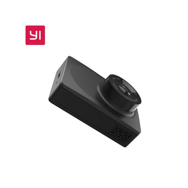 YI Compact Dash kamera černý