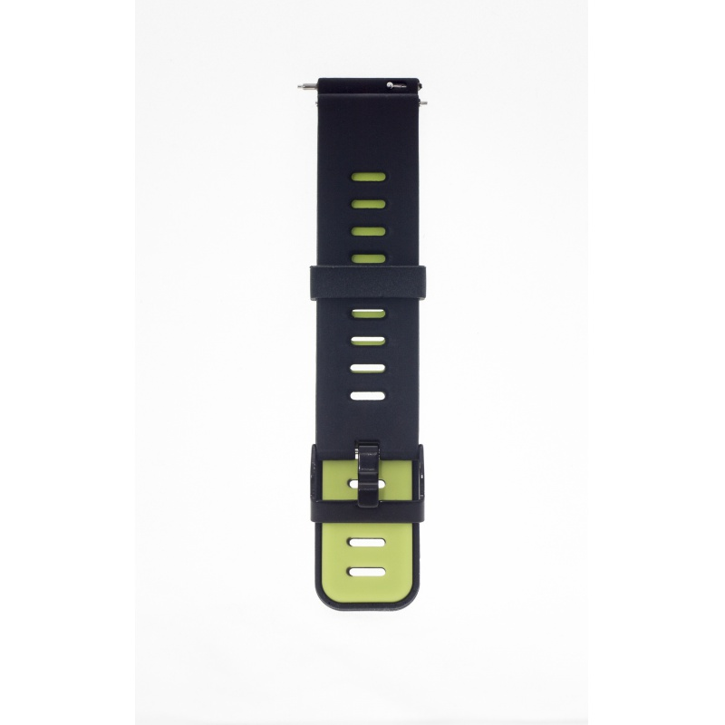 Replacement Bracelet for Xiaomi Amazfit Pace / Amazfit 2 Stratos Black/Green