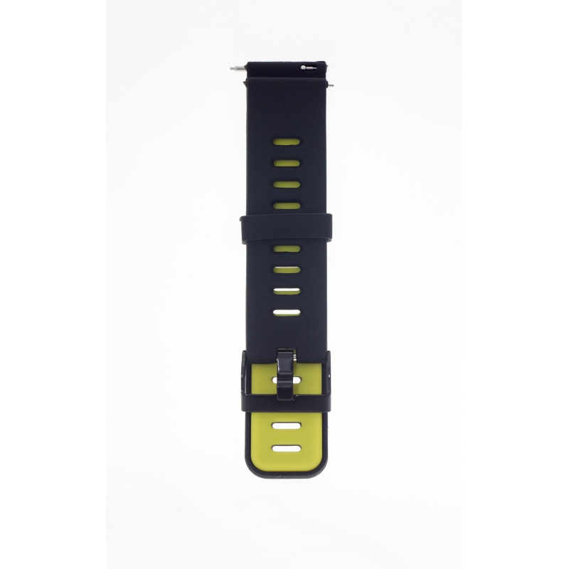 Replacement Bracelet for Xiaomi Amazfit Pace / Amazfit 2 Stratos Black/Yellow