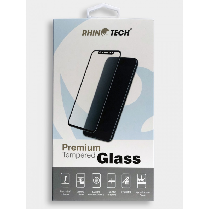 RhinoTech 2 Tvrzené ochranné 2.5D sklo pro Xiaomi Mi Mix 2S černý
