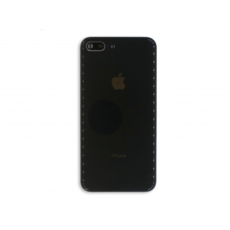 Backcover Assembled Black pro Apple iPhone 8 Plus
