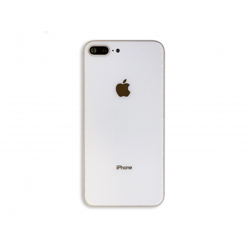 Backcover Assembled White pro Apple iPhone 8 Plus