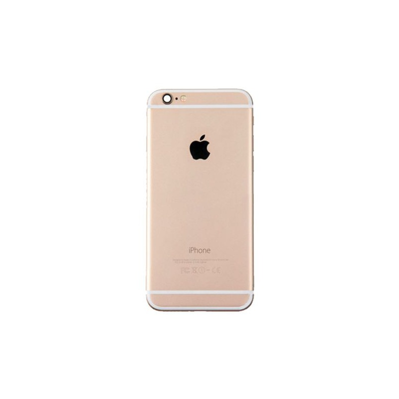 Back Cover Full Assembled Gold pro Apple iPhone 6