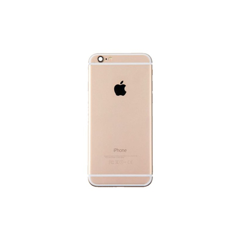 Back Cover Full Assembled Gold pro Apple iPhone 6S