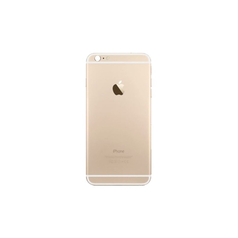 Back Cover Full Assembled Gold pro Apple iPhone 6S Plus