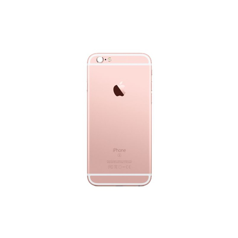 Back Cover Full Assembled Rose Gold pro Apple iPhone 6 Plus