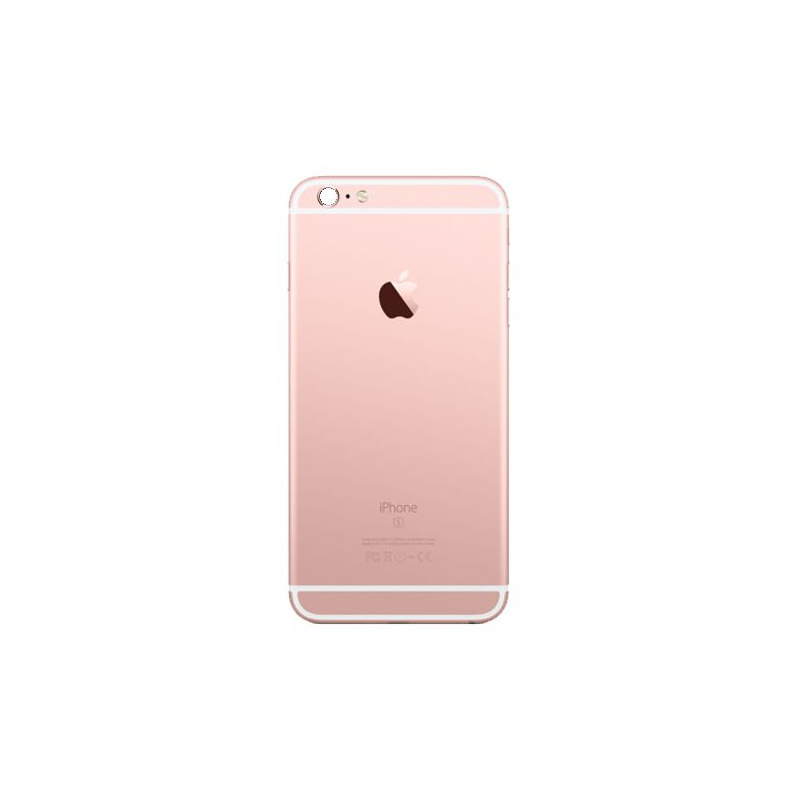 Back Cover Full Assembled Rose Gold pro Apple iPhone 6S Plus