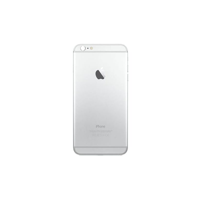 Back Cover Silver pro Apple iPhone 6S Plus