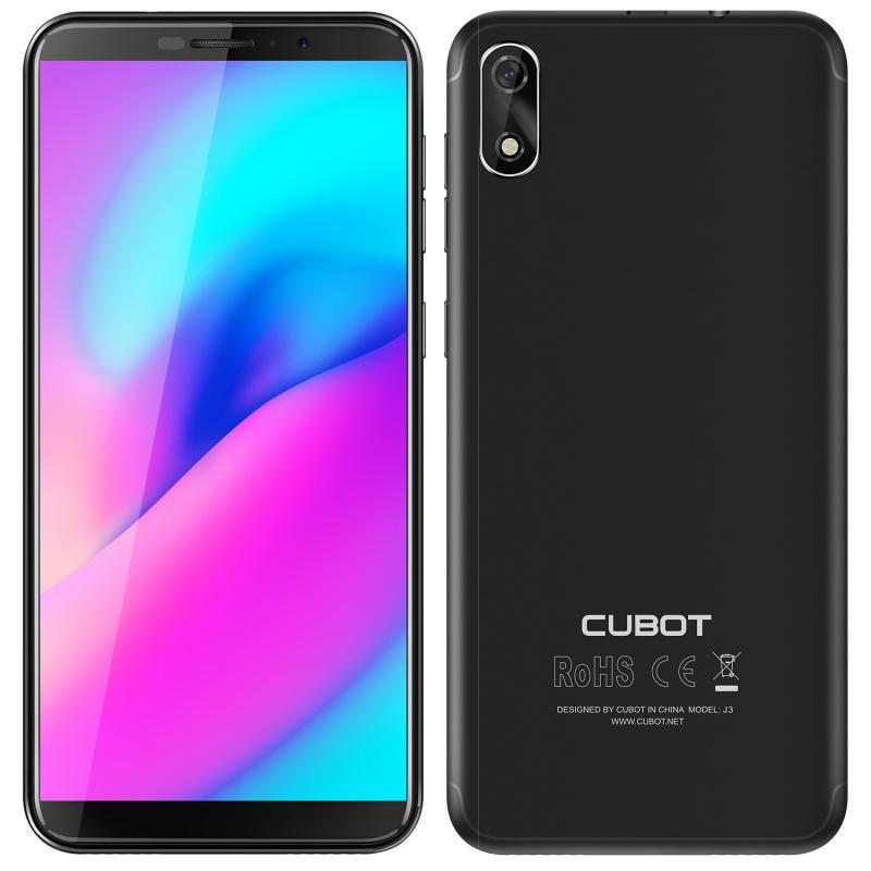 Cubot J3 Black 1GB/16GB