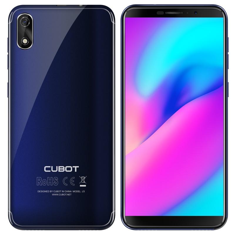 Cubot J3 Blue 1GB/16GB