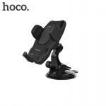 Hoco Cool Run Suction Cup Car Holder (Black)