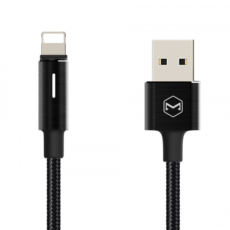 Mcdodo King Seires Auto Disconnect Lightning Cable 1,2m Black