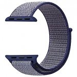 Loopback Nylon Band For Apple Watch 38 / 40mm Blue