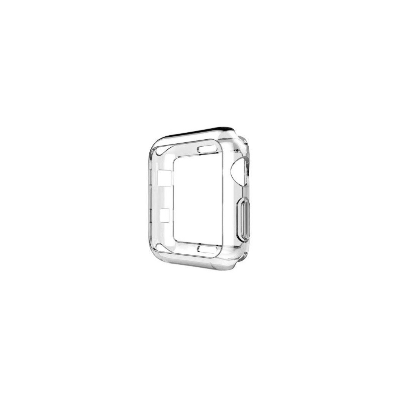 TPU Case For Apple Watch 42mm (Transparent)