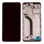 LCD + Touch + Frame (Assembled) pro Xiaomi Redmi 5 Black (OEM)