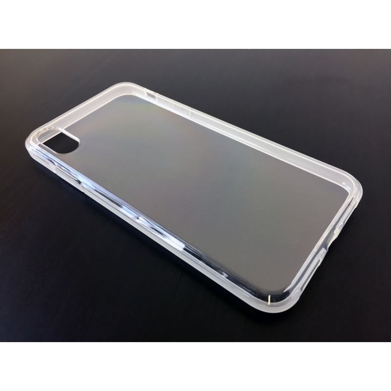 Clear TPU Case 2mm For Apple iPhone Xs Max
