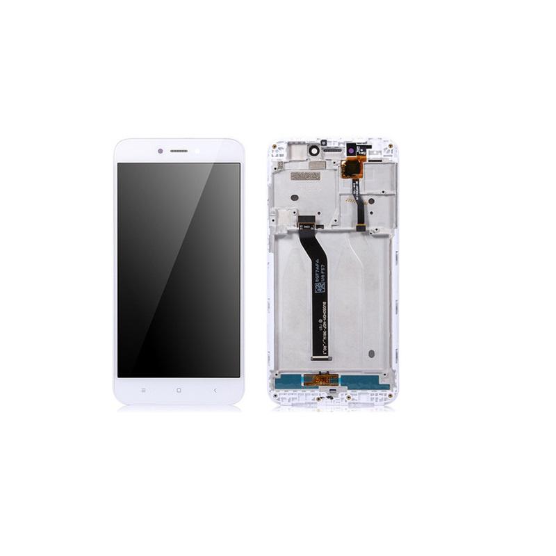Xiaomi Redmi 5A LCD + Touch + Frame (Assembled) White