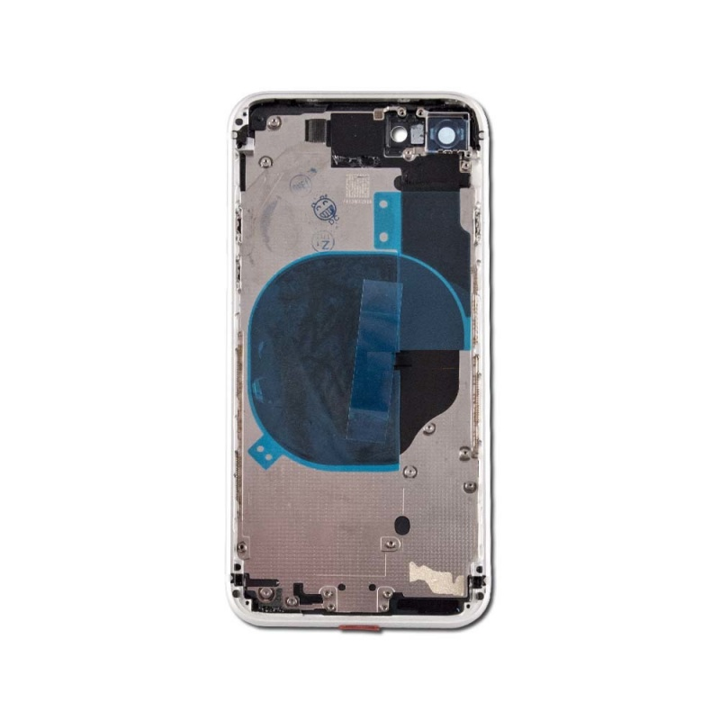 Backcover Assembled White pro Apple iPhone 8