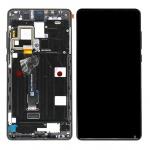 Xiaomi Mi Mix 2 LCD + Touch + Frame (Assembled) - Black (OEM)