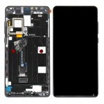 Xiaomi Mi Mix 2 LCD + Touch + Frame (Assembled) - Black (OEM)