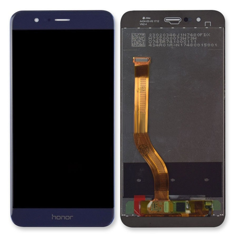 Huawei Honor 8 Pro LCD + Touch (Assembled) Blue