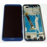 LCD + Touch + Frame (Assembled) pro Huawei Honor 9 Lite Blue (OEM)