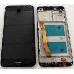 LCD + Touch + Frame (Assembled) pro Huawei P9 Lite Mini - Black (OEM)