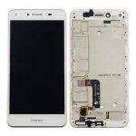 LCD + Touch + Frame (Assembled) pro Huawei Y5 II White (OEM)