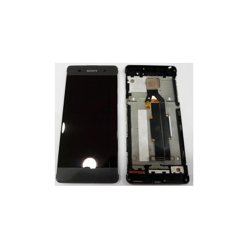 Sony Xperia XA LCD + Touch + Frame (Assembled) Black