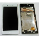 LCD + Touch + Frame (Assembled) pro Sony Xperia X White (OEM)