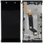 LCD + Touch + Frame (Assembled) pro Sony Xperia XA1 Black (OEM)