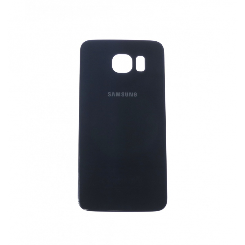 Back Cover Black pro Samsung Galaxy S6