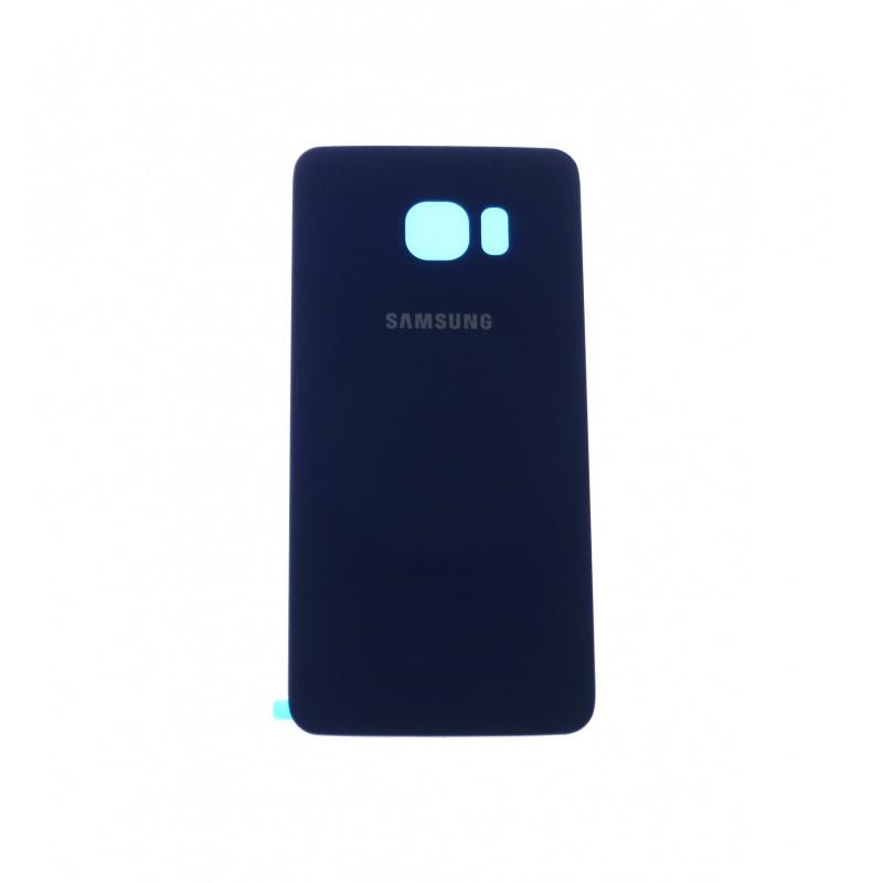 Back Cover Black pro Samsung Galaxy S6 Edge Plus