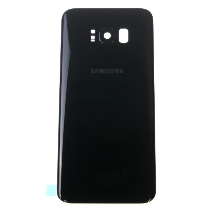 Back Cover Black pro Samsung Galaxy S8 Plus