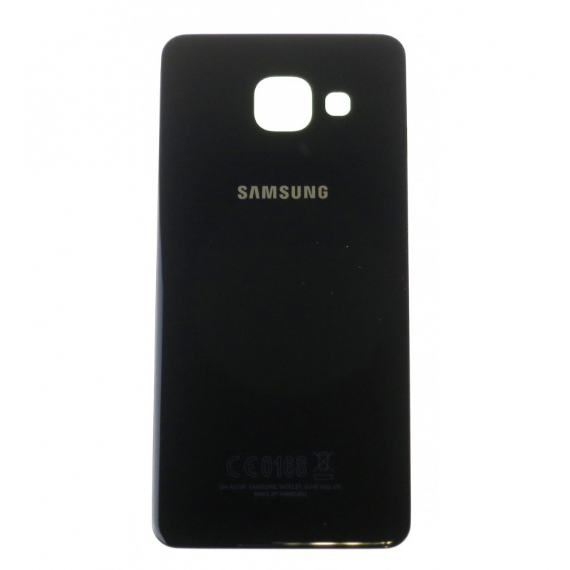 Back Cover Black pro Samsung Galaxy A3(2016)