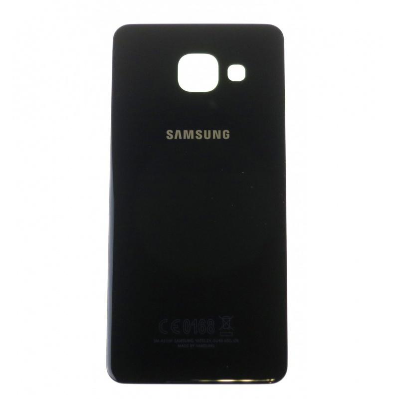 Back Cover Black pro Samsung Galaxy A3(2016)