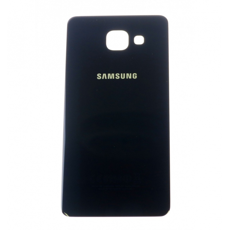 Back Cover Black pro Samsung Galaxy A5(2016)
