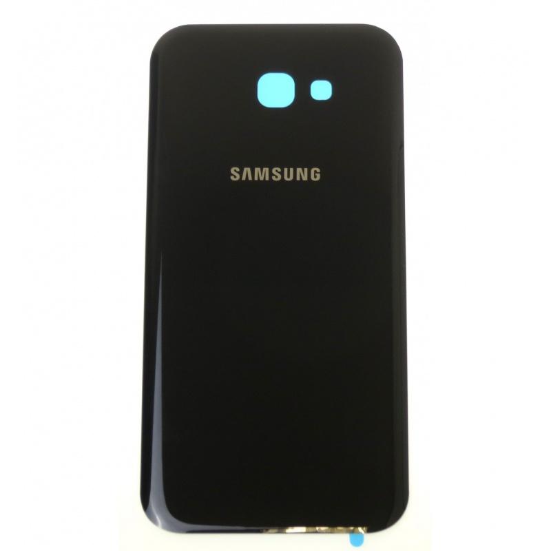 Back Cover Black pro Samsung Galaxy A7(2017)