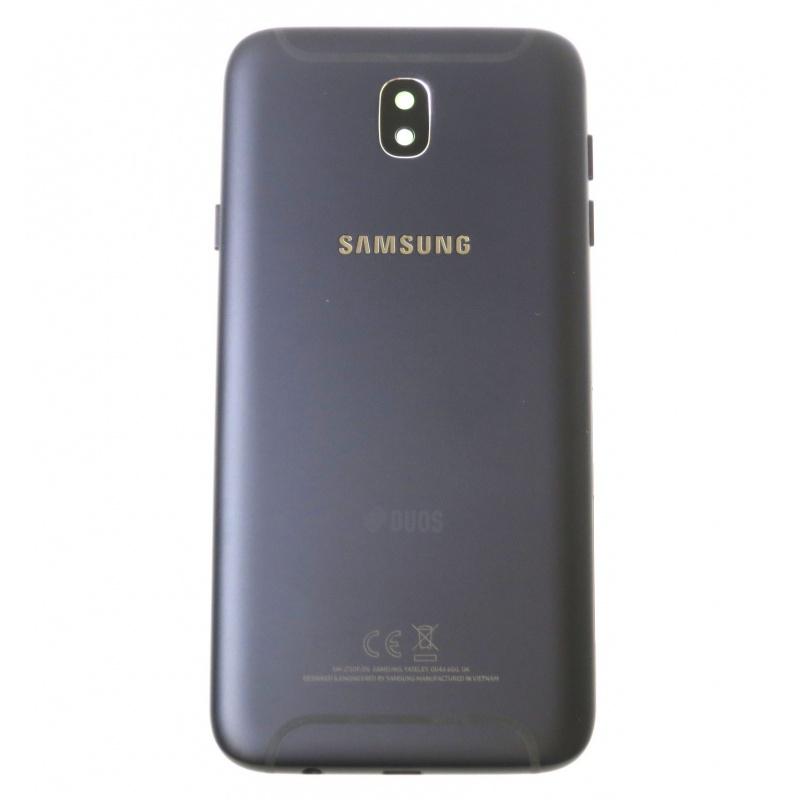 Back Cover Black pro Samsung Galaxy J7(2017)