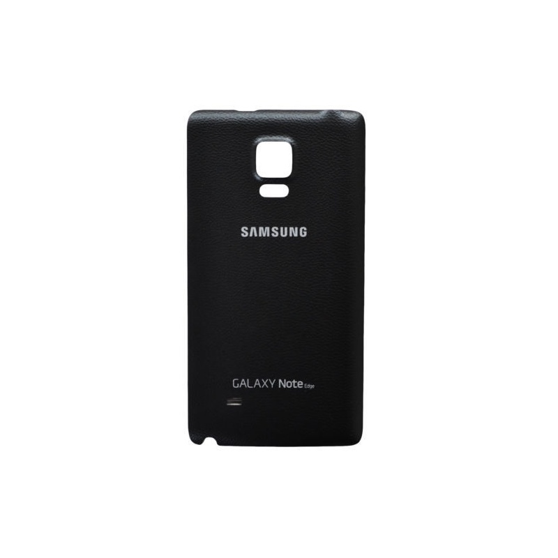 Back Cover Black pro Samsung Galaxy Note Edge