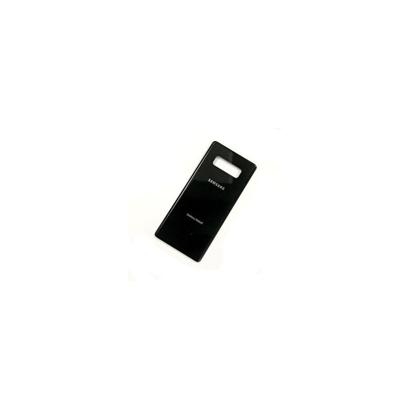 Back Cover Black pro Samsung Galaxy Note 8