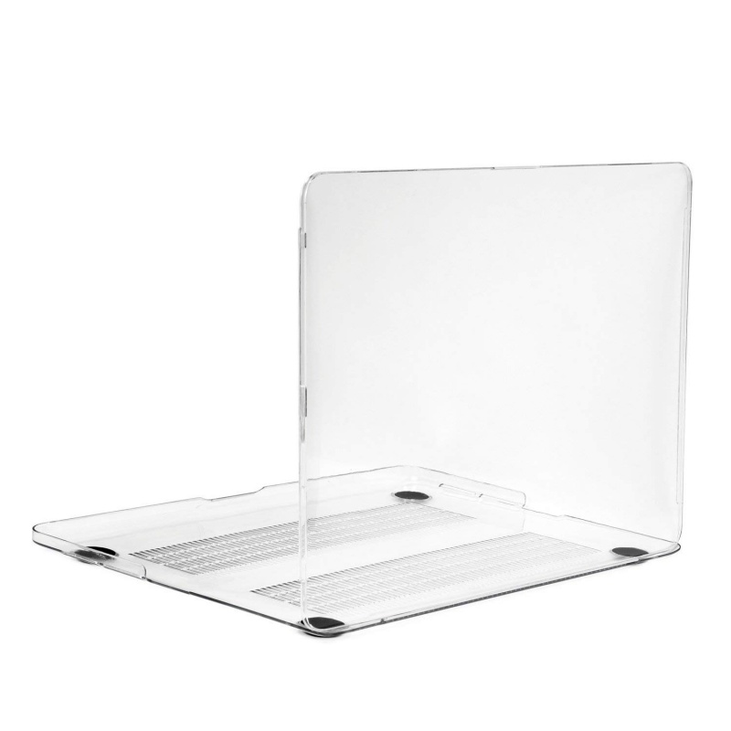 Crystal Clear Case pro MacBook Pro Retina 13.3 2016-2018 A1706 / 1708 (Clear)