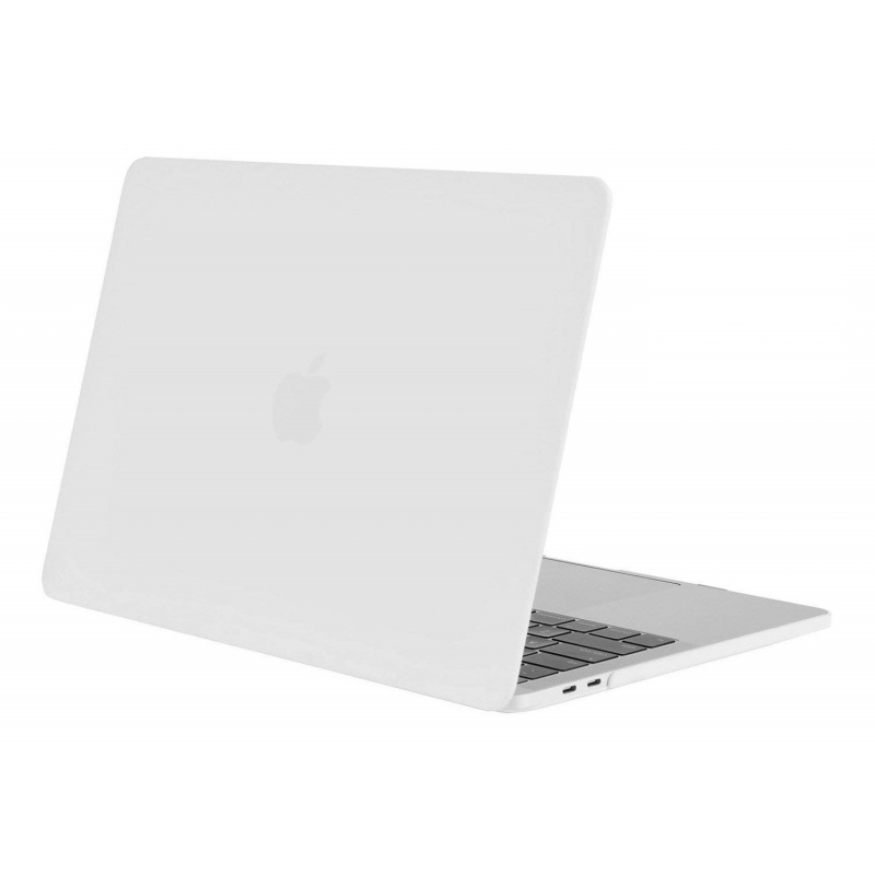 Crystal Clear Case pro MacBook Pro Retina 13.3 A1425 A1502 (White)