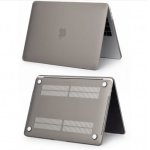 Crystal Clear Case pro MacBook Pro Retina 13.3 A1425 A1502 (Brown)