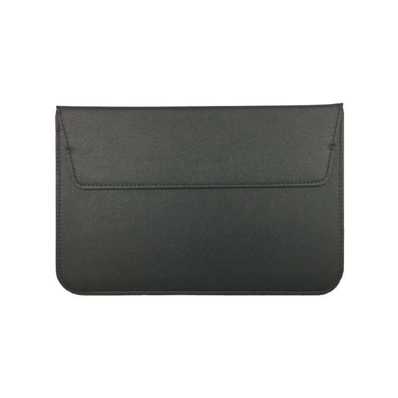 PU Leather Sleeve pro MacBook Air 11.6 MacBook 12 (Black)
