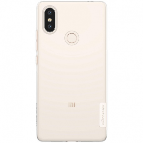 Nillkin Nature TPU Case pro Xiaomi Mi 8 SE White
