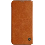 Nillkin Qin Leather Case pro Xiaomi Mi A2 Lite Brown