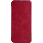 Nillkin Qin Leather Case pro Xiaomi Mi A2 Lite Red